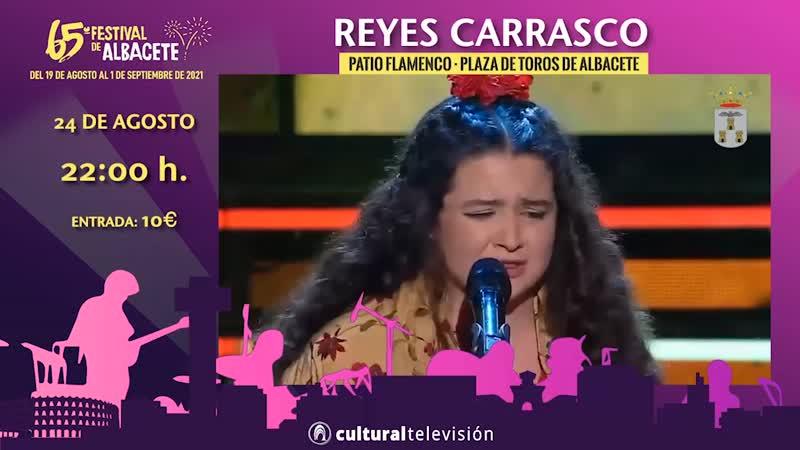 REYES CARRASCO