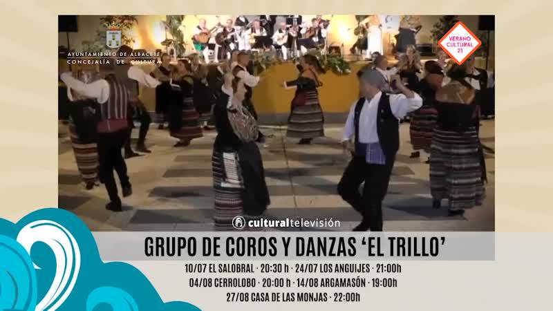 GRUPO DE COROS Y DANZAS ''EL TRILLO''