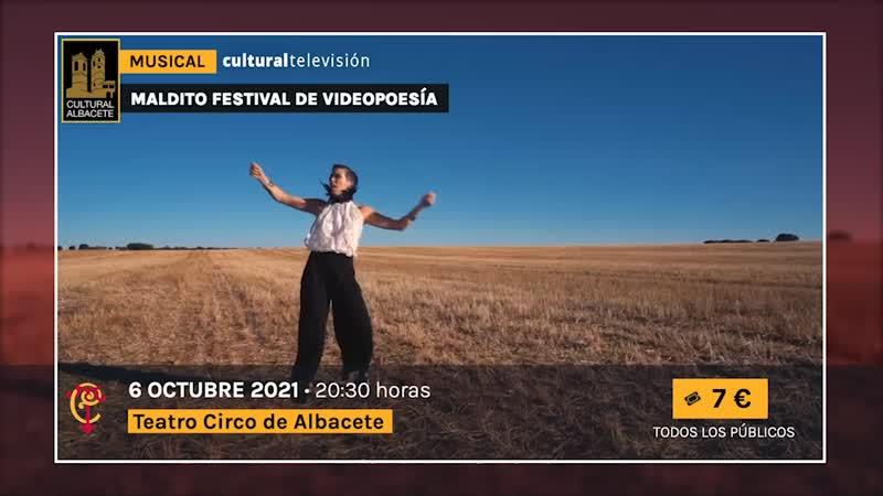 MALDITO FESTIVAL DE VIDEOPOESÍA