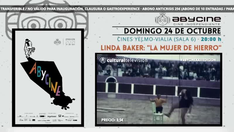 LINDA BAKER: ''LA MUJER DE HIERRO''