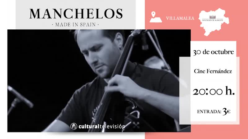 MANCHELOS · MADE IN SPAIN