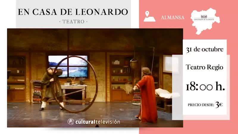 EN CASA DE LEONARDO