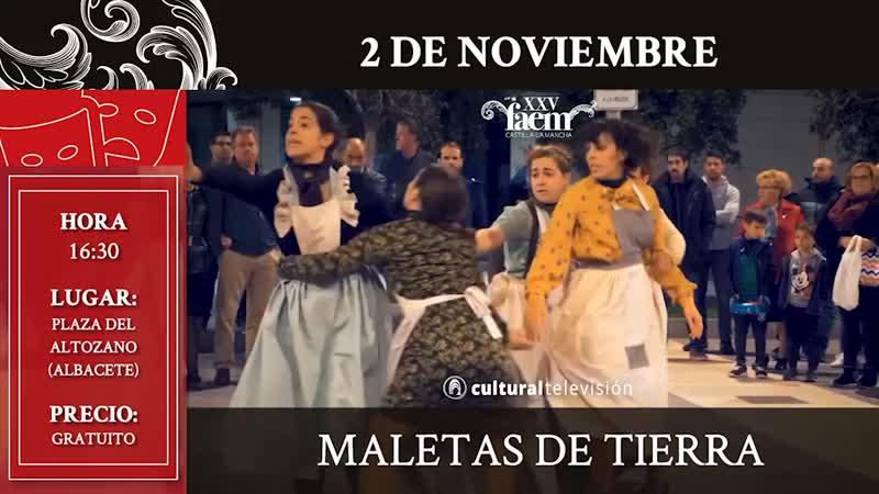 MALETAS DE LA TIERRA