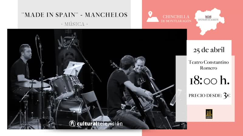 MADE IN SPAIN · MANCHELOS
