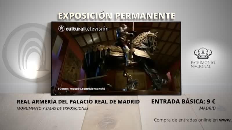 REAL ARMERÍA DEL PALACIO REAL DE MADRID