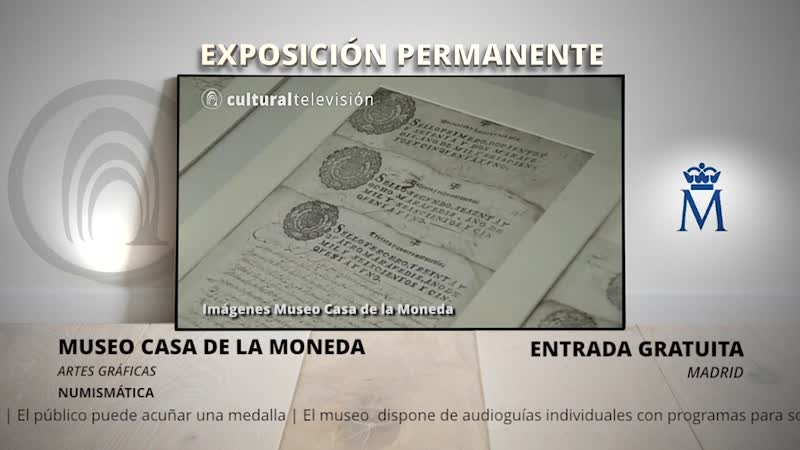 ARTES GRÁFICAS | MUSEO CASA DE LA MONEDA