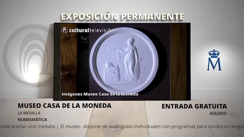 LA MEDALLA | MUSEO CASA DE LA MONEDA