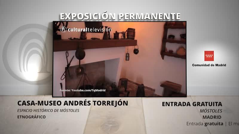CASA MUSEO ANDRÉS TORREJÓN