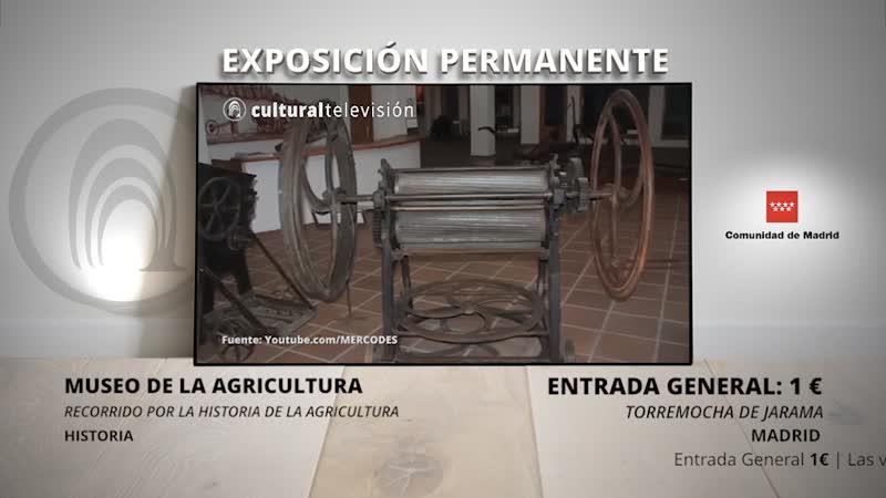 MUSEO DE LA AGRICULTURA