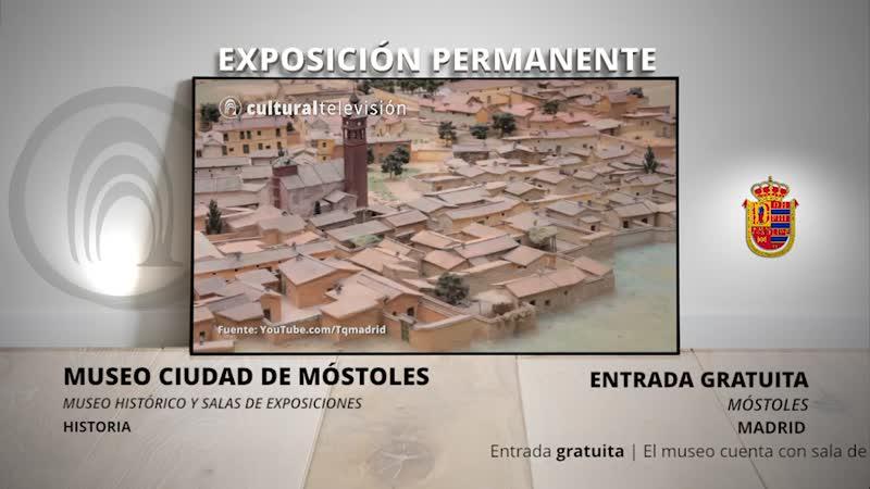 MUSEO CIUDAD DE MÓSTOLES
