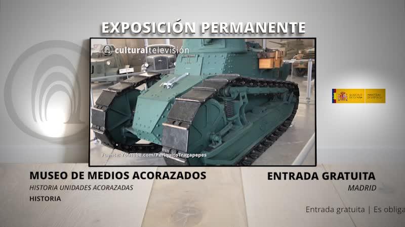 MUSEO DE MEDIOS ACORAZADOS DEL EJÉRCITO DE TIERRA (MUMA)