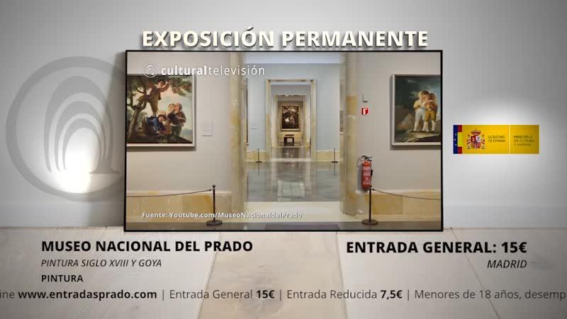 PINTURA SIGLO XVIII Y GOYA | MUSEO DEL PRADO