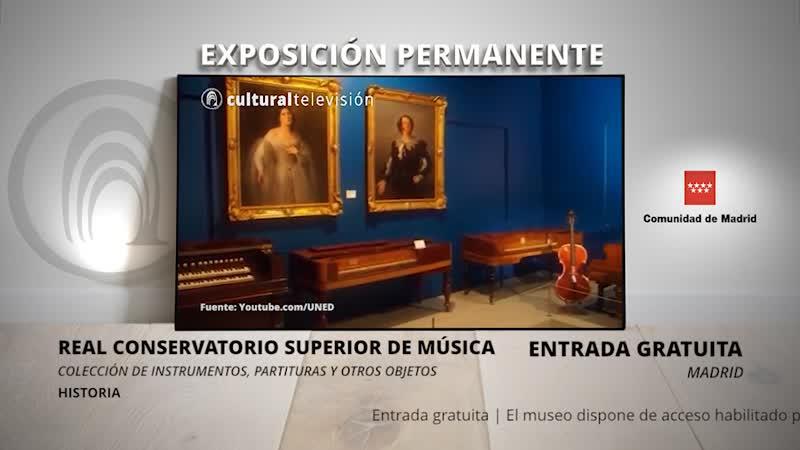 MUSEO DEL REAL CONSERVATORIO SUPERIOR DE MÚSICA