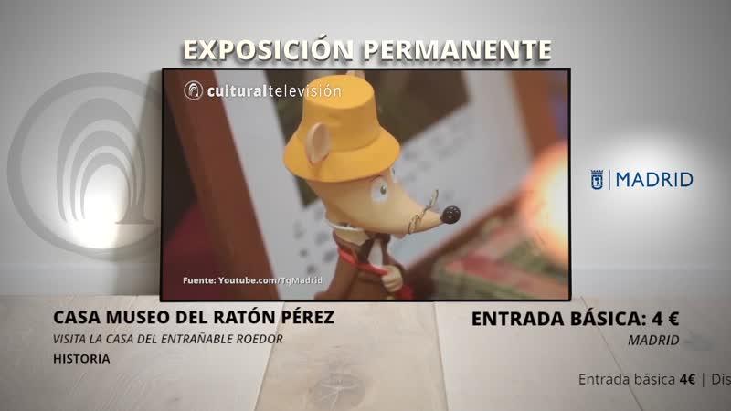 CASA MUSEO DE RATÓN PÉREZ