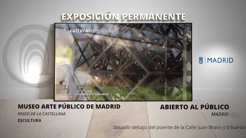 MUSEO DE ARTE PÚBLICO DE MADRID