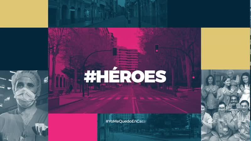 #Héroes